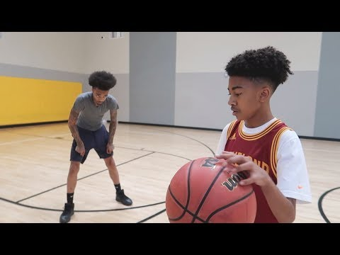 CONTROVERSIAL 1V1 REMATCH AGAINST MILES BROWN!