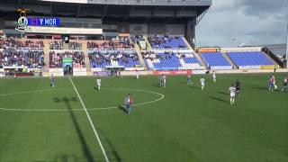 CaleyJagsTV: ICTFC 1 v 1 Morton: Ladbrokes Championship : 06/10/2018