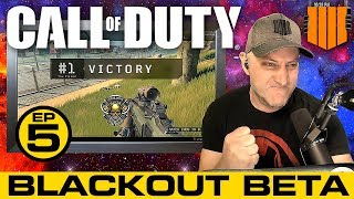 BLACKOUT  // COD Battle Royal // Call of Duty Black Ops 4 Live Stream Beta Gameplay // Ep.5