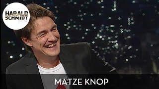 Matze Knop parodiert Beckenbauer und Huub Stevens | Die Harald Schmidt Show (SKY)