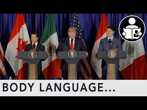 Body Language: G20 Summit 2018 Trump Stressed