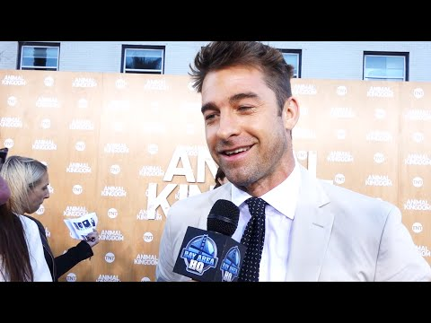 ANIMAL KINGDOM PREMIERE TNT  | Meet the FUN Cast! Red Carpet Interview