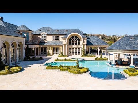 California Mansion | 25220 Walker Rd. Hidden Hills. CA 91302 (4K)