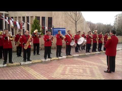 Birinci Ordu Marşı-Kahramanmaraş Büyükşehir Belediye Bandosu