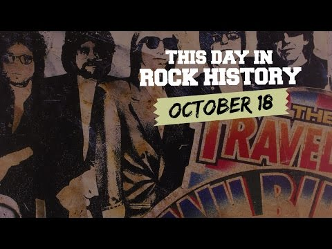 Traveling Wilburys Arrive, E Street Band Fired - October 18 in Rock History