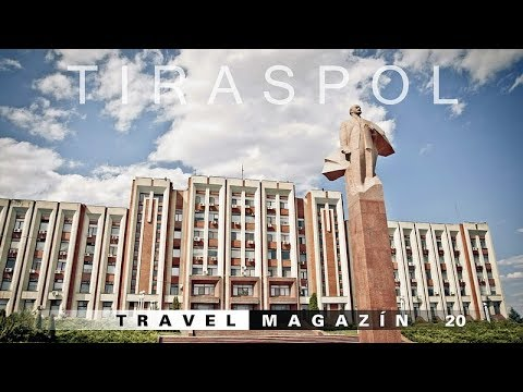 Tiraspol (Тирасполь) - Transnistria [HD] Travel Magazín 020 (Travel Channel Slovakia)