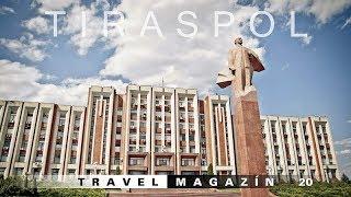 Tiraspol (Тирасполь) - Transnistria [HD] Travel Magazín 020 (Travel Channel Slovakia)