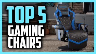 Best Gaming Chair in 2020 - Top 5 Comfortable Computer Chairs