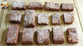 HOW TO MAKE HOMEMADE CHOCOLATE SHORTBREAD
