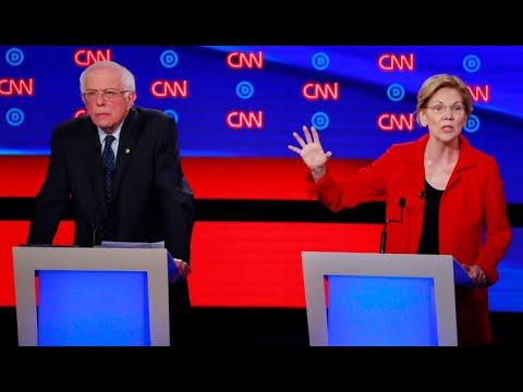 Democratic presidential candidate Elizabeth Warren to hold Detroit ...