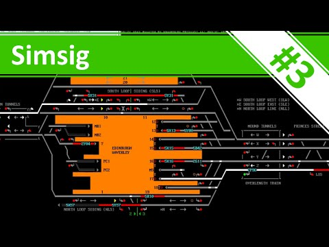 A Smoother Shift! - Edinburgh - Simsig - Railway Signaller Simulator