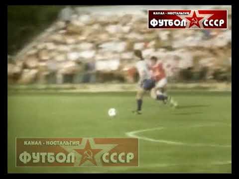 1989 Динамо (Вологда) - Арарат (Ереван) 2-4 Кубок СССР 1/16 финала