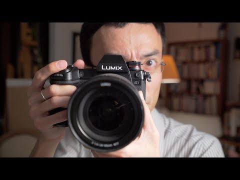 Panasonic S1/S1R The Ultimate Full Frame? Hands-on First Lok