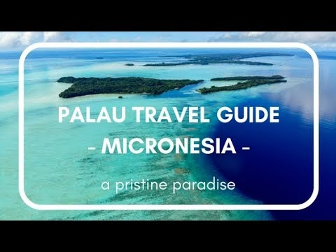 ForSomethingMore - Palau Travel Guide
