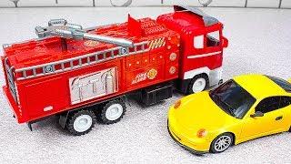 Мультик про пожарную машину. Пожарная машинка тушит пожар. Мультик про машинки все серии. Мультфильм