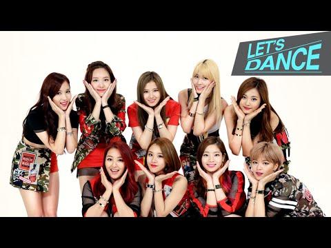 Let's Dance: TWICE(트와이스) _ Like OOH-AHH(OOH-AHH하게)[ENG/JPN/CHN SUB]