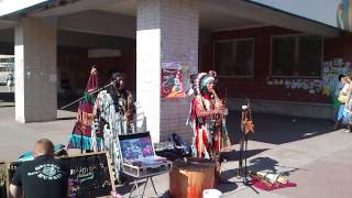 Индейцы добрались до Тосно