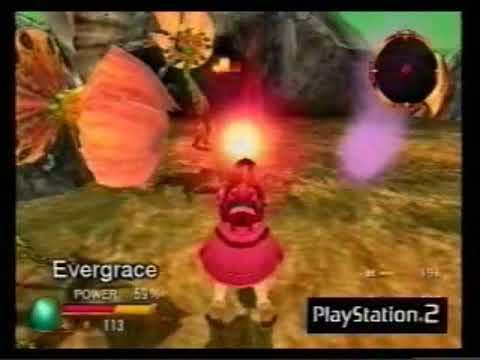 Evergrace Official Trailer (2000, Agetech/From Software/Ubisoft)