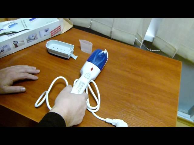 Отпариватель Steam Brush для одежды (паровая щётка)