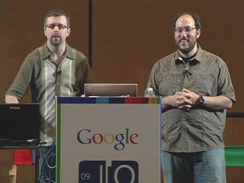 Google I/O 2009 - Do You Believe in the Users?