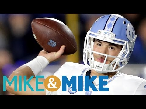 If Mitchell Trubisky Goes No. 1, Louis Riddick Will Say, 'Wow' | Mike & Mike | ESPN
