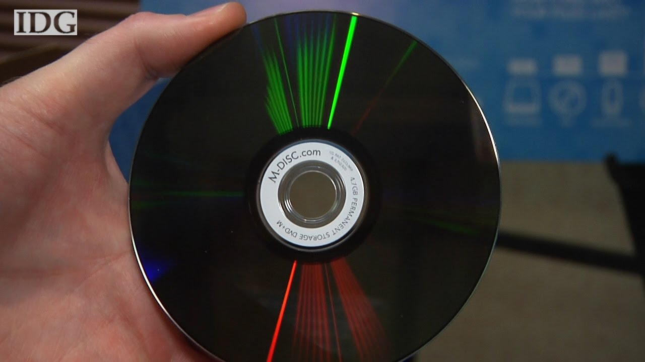 Ces2013  New Blu-ray Disc Offers Lifetime Of Storage