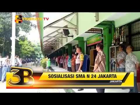 SOSIALISASI SMA N 24 JAKARTA