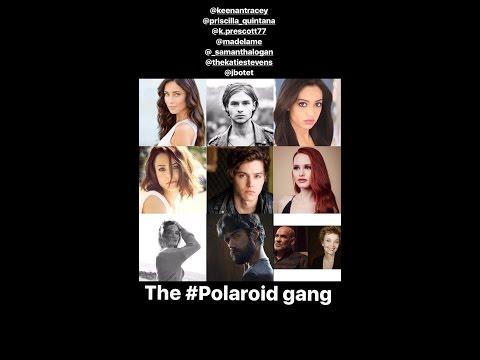 PolaroidMovie Cast Bonding and Behind the s of Polaroid 2017 Content *1080p