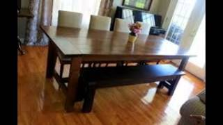 Wood Dining Table