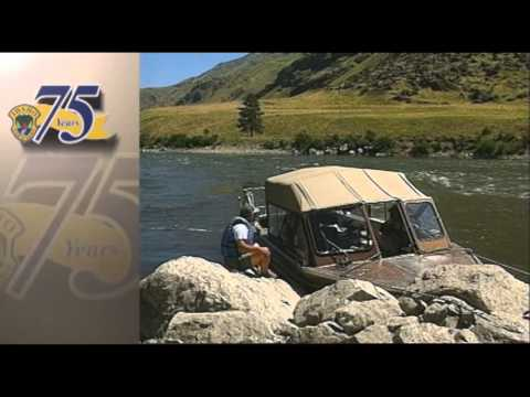 Game Warden: Patrolling Hells Canyon