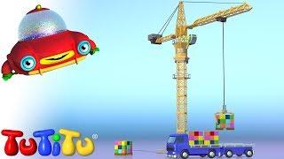 TuTiTu Toys | Crane