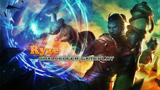 """""""IF YOU INSIST"""" - Ryze [MID] Gameplay in sezonul 7"""