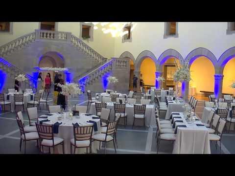 Wedding Design Setup Fast Forward