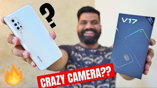 vivo V17 Unboxing & First Look - World's Smallest Hole Punch Camera #ClearAsReal??? 🔥🔥🔥
