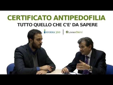 Certificato antipedofilia, tutto quello che c'è da sapere