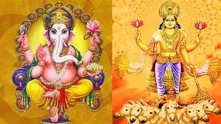 Lord Ganesh and Surya Suprabhatam - Peaceful Early Morning Chants