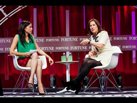 Kathy Kennedy at the Most Powerful Women Summit 2015 | Fortune