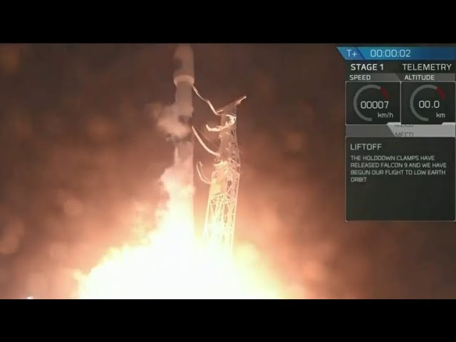 SpaceX successfully launches – and lands – rocket in Southern California