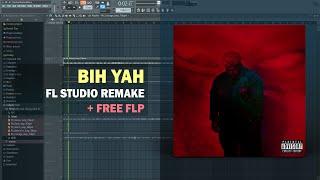 Mario Judah - Bih Yah (Instrumental) + Free FLP Remake