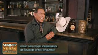 Wes Studi Discusses His Role In Dances With Wolves - HDNET MOVIES