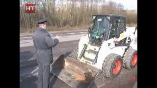Гостехнадзор проводит плановые проверки транспортных средств, стоящих на учете новгородск(, 2014-04-17T14:16:32.000Z)