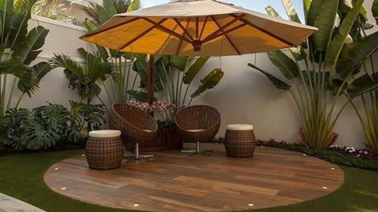 Beautiful Outdoor Decoration Ideas pt1