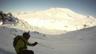 Backcountry Skiing Chile and Argentina with Amity Tours