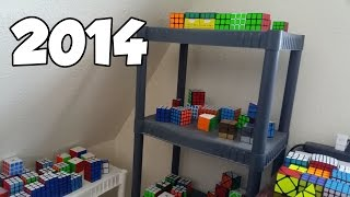 End Of The Year Cube Collection - 2014