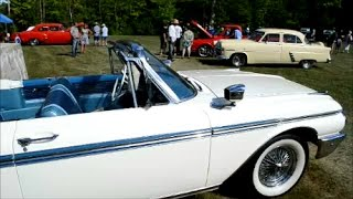 FABULOUS '62 FORD GALAXIE SUNLINER WITH 352 START UP
