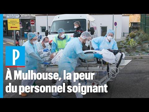 Une infirmière à Mulhouse: «C'est une situation horrible, on doit trier les patients»