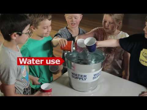 Tamworth Regional Council National Water Week Activity Kits 30sx TV