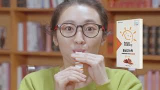 아침마당홍삼 홍보 동영상