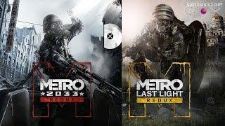 METRO Redux Análisis Sensession 1080p (Capturas PS4)