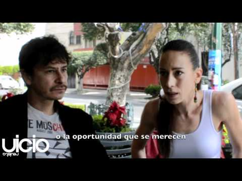 Entrevista a Gustavo Sanchez Parra y Diana Lein